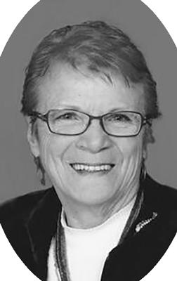Arlene Kolosky Pioneer of Heartland Hospice Moose Jaw