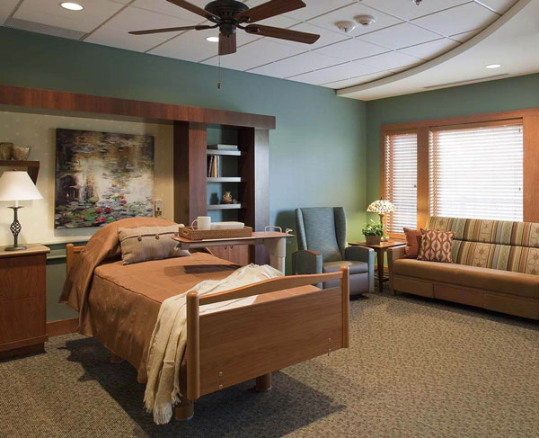 Heartland Hospice Moose Jaw Room Vision