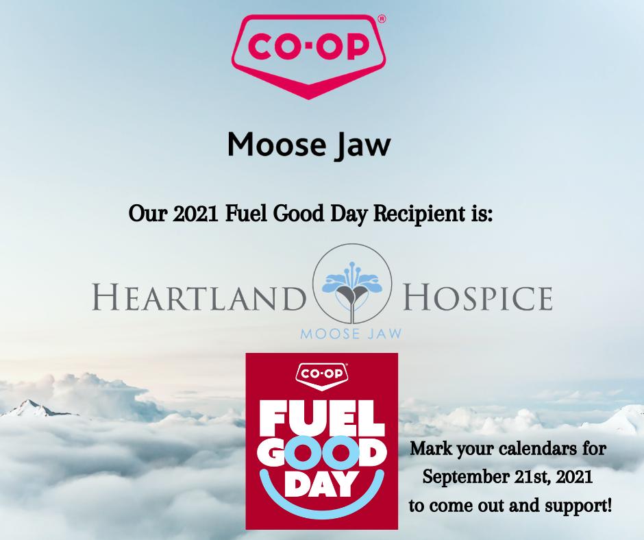 Co-op Fuel Good Day